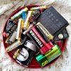 家樂福門市、7-11、全家廢電池回收加碼活動,一公斤22元折抵購物消費,超商回收迅速方便,資源回收