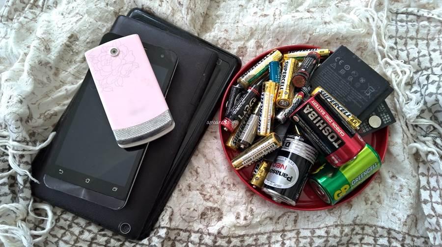 1185979 - 廢電池回收限時加碼活動來囉,每公斤22元,家樂福門市可換現金,7-11、全家折抵消費