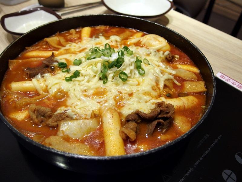 三清洞摩西年糕鍋@正統韓國年糕名鍋 雙人套餐飽足份量多 起司控澱粉控不可錯過的韓式美味