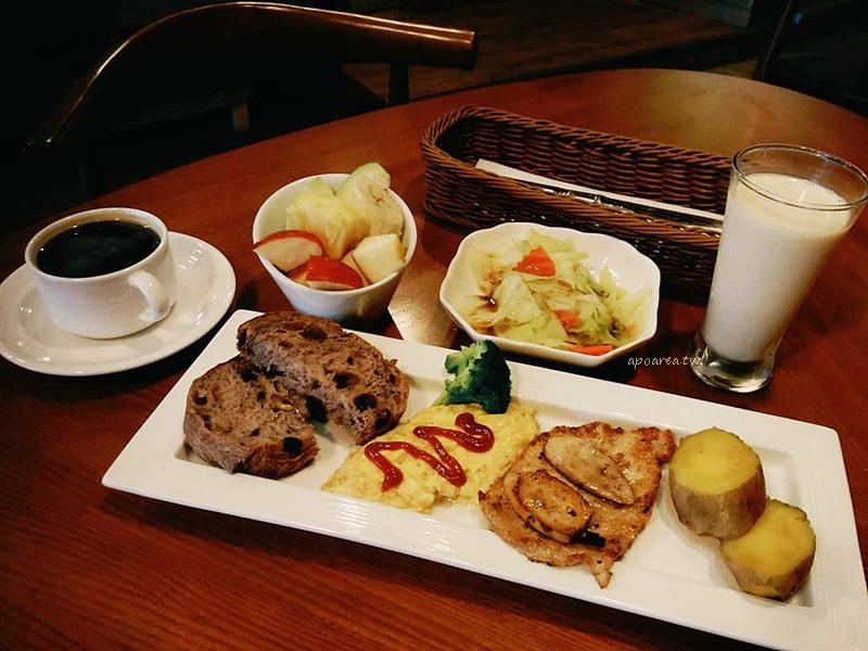 梧桐吾同│美術館商圈咖啡館 健康清爽中西式早午餐