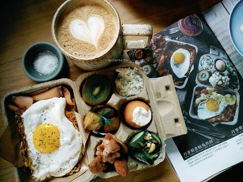 憲賣咖啡@雞蛋盒早餐 穀倉風格新菜單 味覺視覺新享受