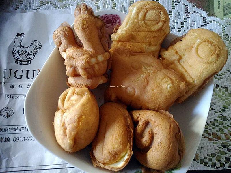 20170819090623 72 - 廟東咕咕雞仔燒|公雞造型立體雞蛋糕 銅板美食口味多種 台中特色雞蛋糕