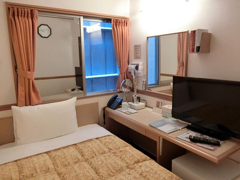 東橫INN京都四條大宮|有獨立空間的商務雙床房 交通便利 兒童不佔床免費 親子日本自助旅行住宿