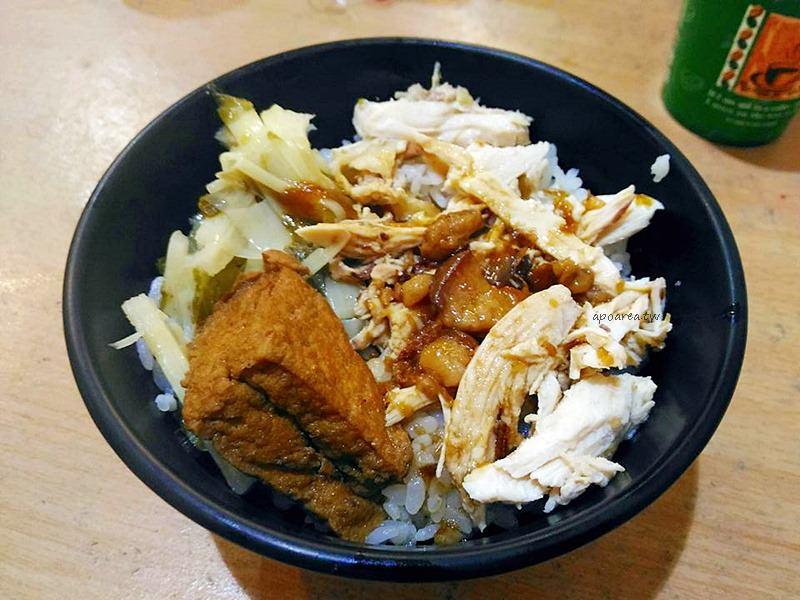 20170921124103 39 - 食至路口|北屯傳統魯肉飯 炒麵 雞肉飯 熱湯自取 平價便當口味大眾化