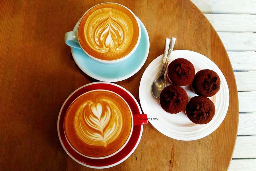 WAKA OLA  CAF'E 瓦卡咖啡|精品咖啡買一送一 小農拿鐵香醇好喝 平價優質咖啡館