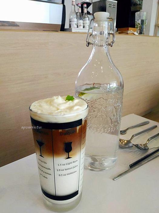 20171018084332 1 - j+coffee這一家咖啡|12蔬果輕食沙拉豐盛飽足 咖啡 飲料 義式飯麵 披薩 北區咖啡館
