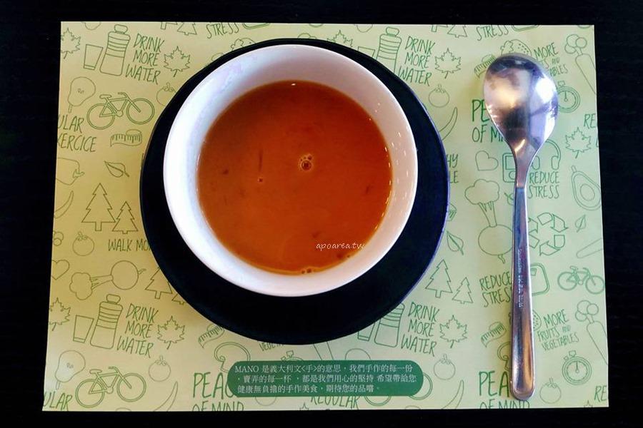 20171102084438 54 - MANO 賣。弄|科博館旁新開張義式餐館 燉飯 義大利麵 美味健康手作料理