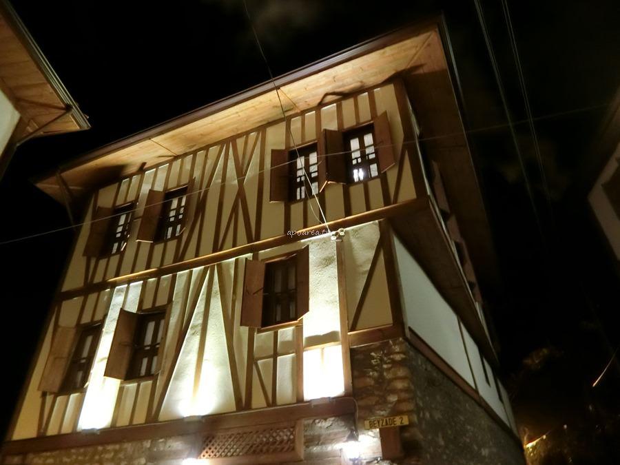 Beyzade Konak Otel|感受土耳其百年老屋鄂圖曼風格民宿 番紅花城世界遺產 貝茲達克納克奧特爾酒店