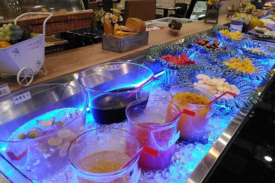 20171115203837 22 - 貴族世家鮮饌館|單點排餐320元起 自助式鮮作熟食炸物飲料冰淇淋吃到飽 台中青海店