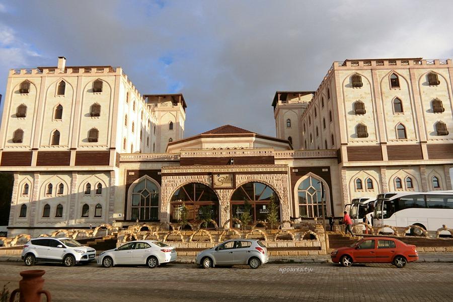 SUHAN CAPPADOCIA HOTEL|土耳其卡帕多其亞住宿飯店 免費WiFi自助餐點菜色豐富 近當地超市