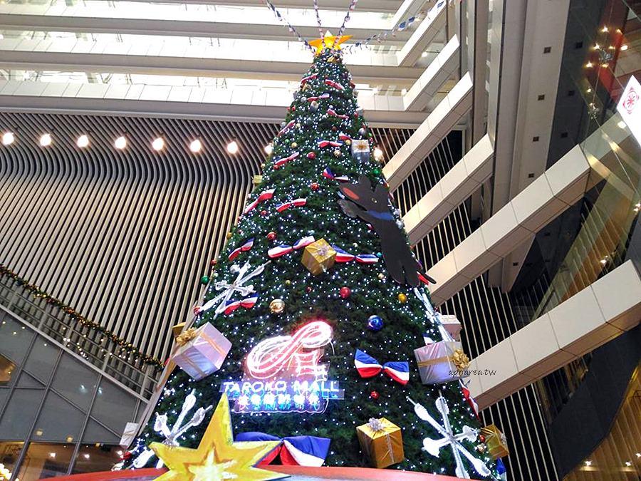 20171129222258 73 - 大魯閣新時代購物中心|全台最高的室內聖誕樹 麗莎和卡斯柏聖誕派對