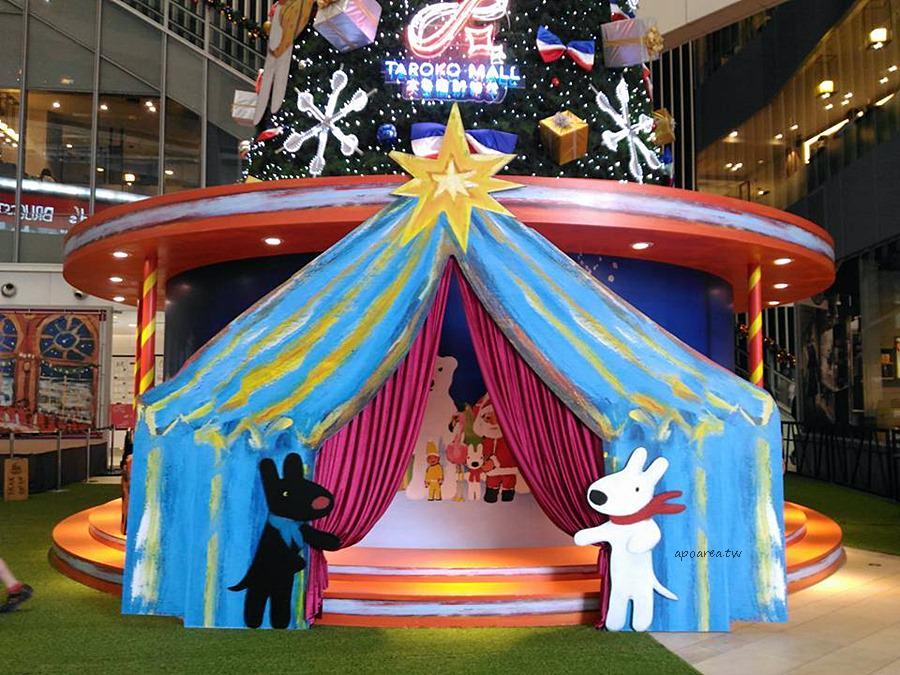 20171129222303 6 - 大魯閣新時代購物中心|全台最高的室內聖誕樹 麗莎和卡斯柏聖誕派對