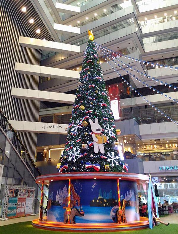 20171129222313 52 - 大魯閣新時代購物中心|全台最高的室內聖誕樹 麗莎和卡斯柏聖誕派對