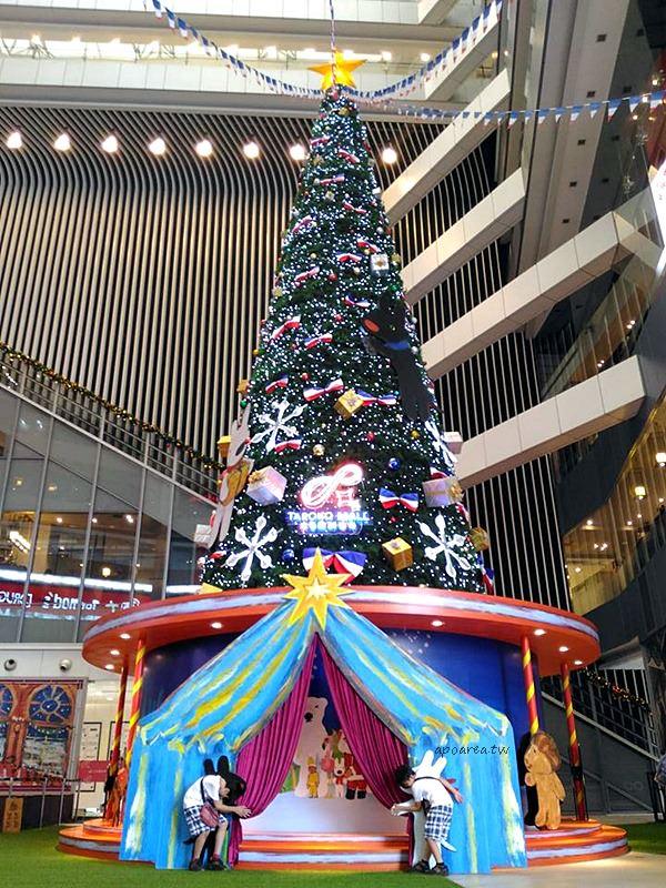 20171129222317 30 - 大魯閣新時代購物中心|全台最高的室內聖誕樹 麗莎和卡斯柏聖誕派對