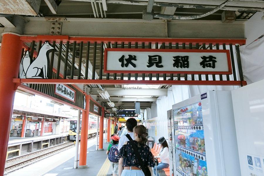 伏見稻荷大社 漫遊稻荷山 千本鳥居登頂 京都親子旅行 日本觀西旅遊
