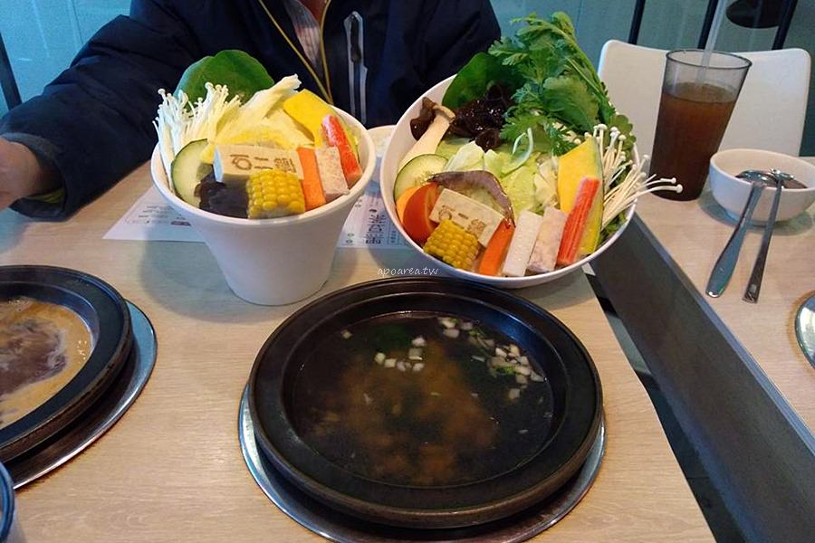 20180110082342 38 - 石二鍋|愛吃肉可選菜少肉多愛呷肉 辣姊鍋香辣溫和湯頭佳 王品集團平價小火鍋