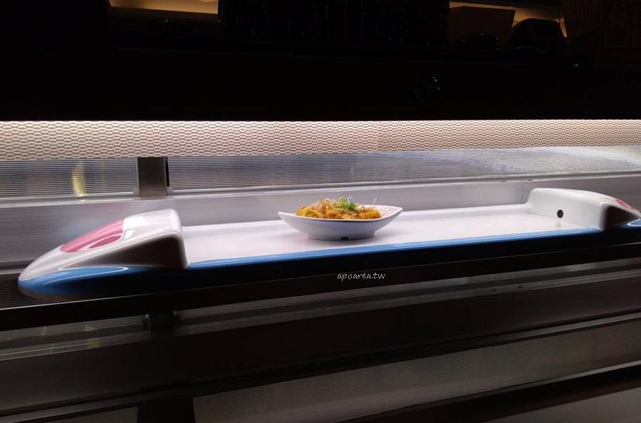 20180116215917 11 - 點爭鮮|新幹線直送壽司列車 平板點餐歡樂有趣 勤美誠品爭鮮集團新店