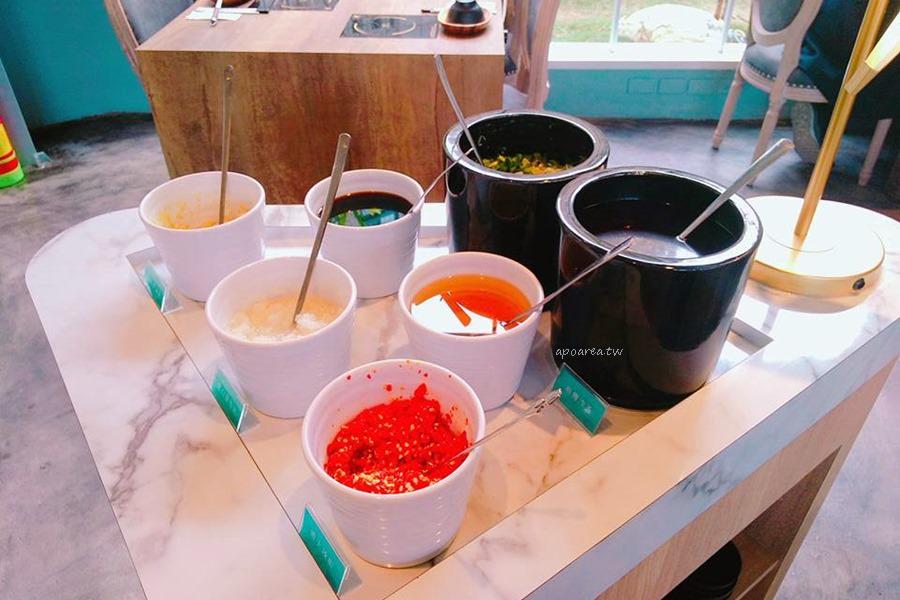 20180207202505 64 - 好室鍋物|商午鍋物188元起超值美味 環境質感優 CHASSEUR鑄鐵鍋