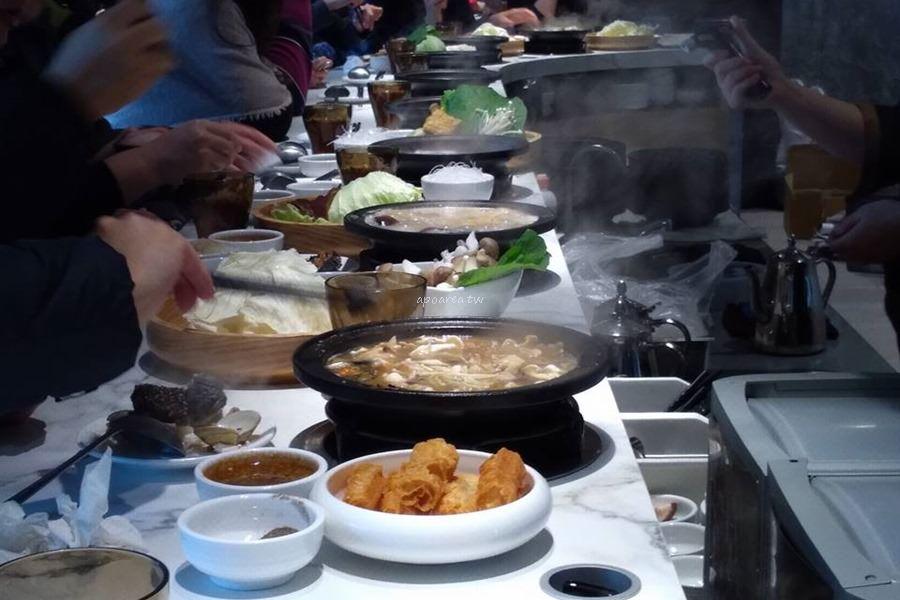 20180209001015 43 - 萬客什鍋|崇德路新店 石頭火鍋238元起免服務費 烏骨雞鍋鮮嫩湯頭佳