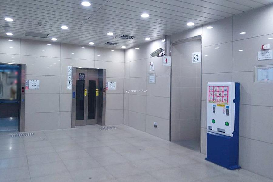 20180215085441 47 - 台中火車站前大改造工程 塵土飛楊怪手機具進駐 建議最不受干擾的接送交通動線