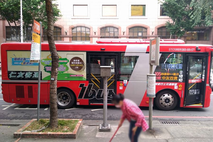 20180225220501 53 - 附USB充電插座的台中市公車你搭過了沒? 紅黑色賽車感舒適座椅 質感大提升