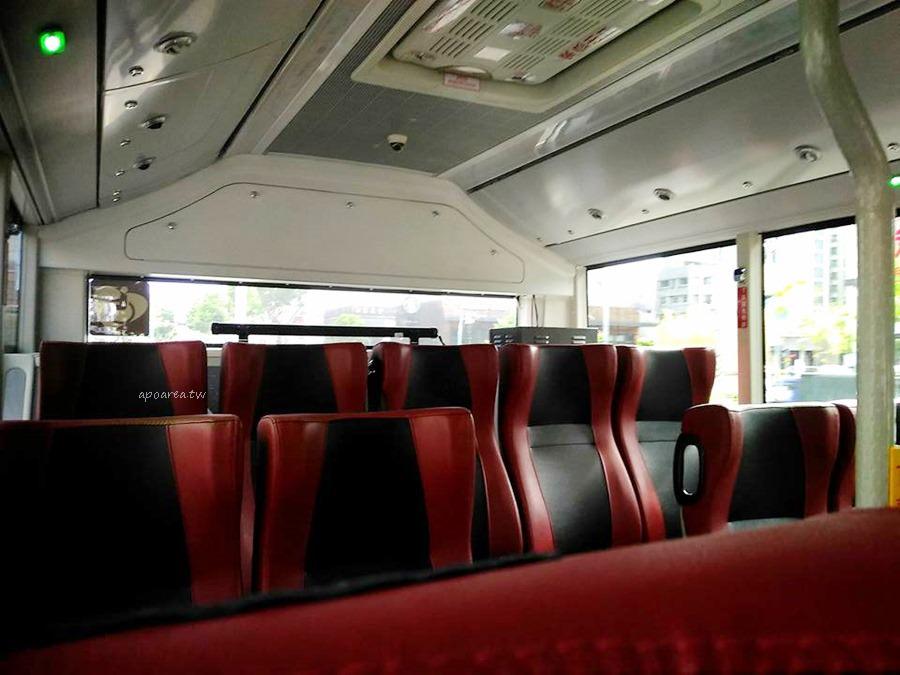 20180225220508 9 - 附USB充電插座的台中市公車你搭過了沒? 紅黑色賽車感舒適座椅 質感大提升