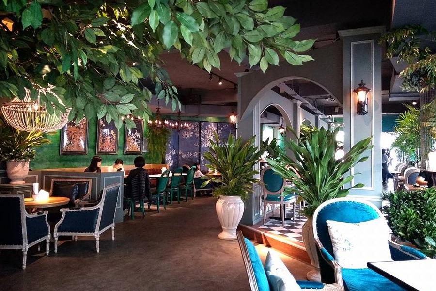 20180328214816 20 - O' IN Tea House|勤美誠品拍照打卡盛地 平日不限時 聚餐好地方 充滿綠意的宮廷時尚歐風餐館