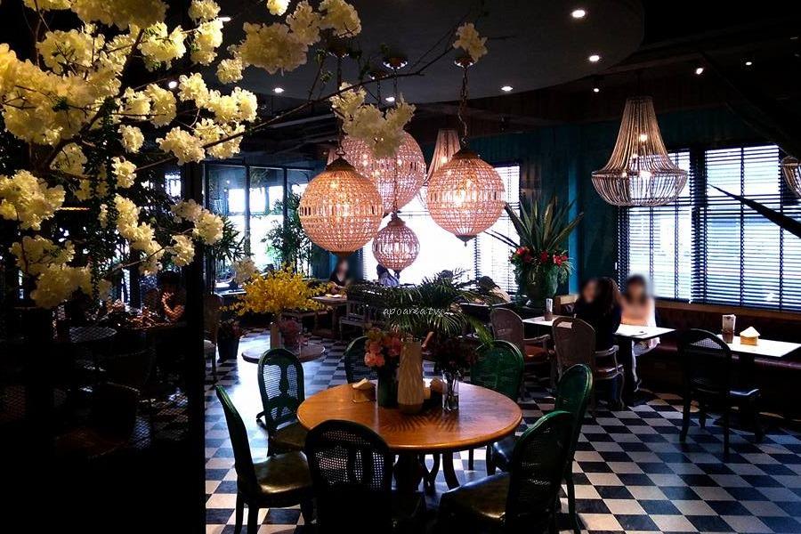 20180328214820 14 - O' IN Tea House|勤美誠品拍照打卡盛地 平日不限時 聚餐好地方 充滿綠意的宮廷時尚歐風餐館