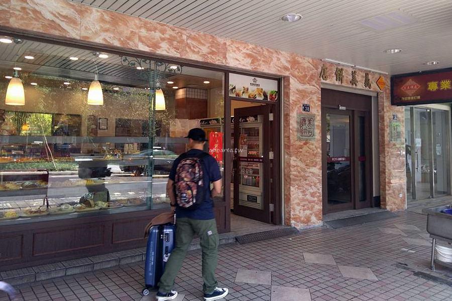 20180410221053 100 - 義美餅店|中區老店,令人懷念的古早滷味 中式點心 綠川水岸旁 台中火車站