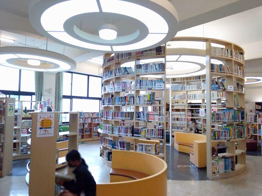 20180414091837 32 - 台中十大圖書館 讓你重新愛看書 不愛?沒關係 還有漫畫和冷氣 更有影音欣賞區及數位閱讀