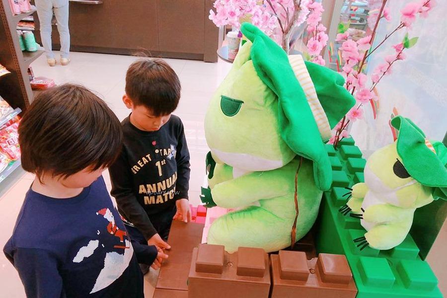20180419083607 36 - 樂高積木主題7-11|積木城堡彩繪牆 可愛童趣還附兒童遊戲區 台中清水億承門市