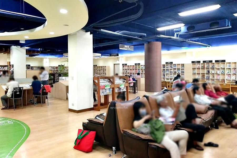 20180421211042 65 - 圖書館葫蘆墩分館|中區資源中心 萬本藏書藝文親子活動豐富 藝術展覽展演廳
