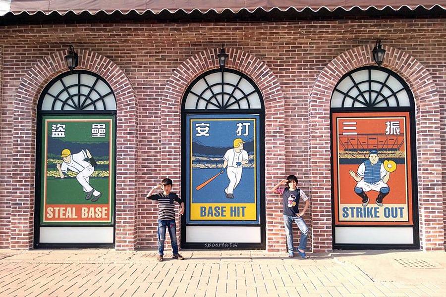 20180428142528 73 - 洲際棒球文創園區|超夯FB更新IG打卡地標 棒球彩繪牆 台中洲際棒球場