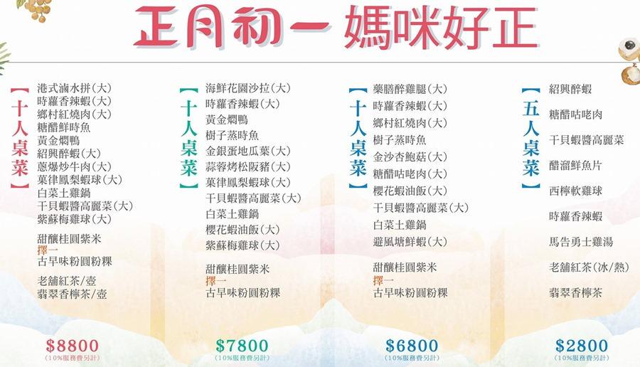 20180505115053 13 - 母親節12間桌菜餐館懶人包 2800元起小家庭桌菜 預約優惠及價格資訊