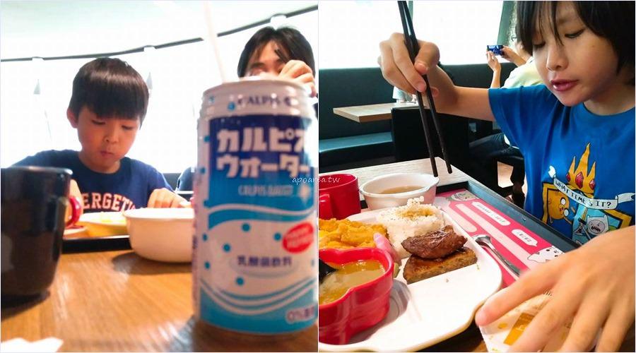 20180515154409 64 - 定食8|內用白飯生菜麥茶味增湯吃到飽 午後限定定食+甜甜圈只要150元