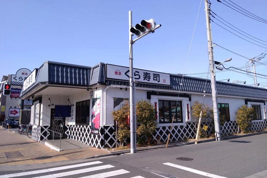 Kura Sushi無添くら寿司江戸川店|日本百円迴轉壽司 餐點豐富親民價 日本東京親子旅遊