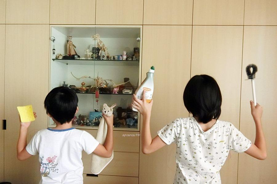 元艇HOME WORKING|廚房衛浴質感好物 有效除垢家事清潔好幫手