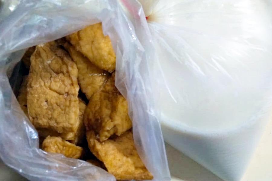 20180724154227 6 - 昌平路無招牌油豆腐 經營超過50年 豆腐秤斤賣 豆漿豆乾晚來買不到