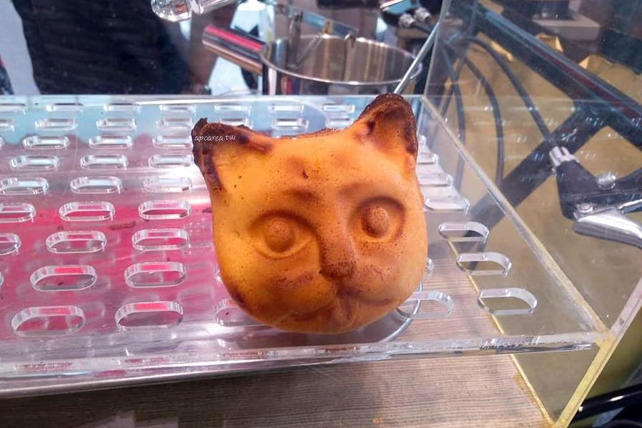 20180805103921 48 - 貓奴燒|一中商圈可愛喵造型雞蛋糕 八種口味 還有黑糖珍珠飲品 台中雞蛋糕