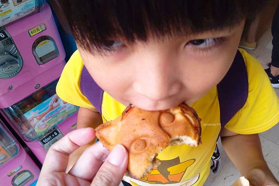 20180805104028 38 - 貓奴燒|一中商圈可愛喵造型雞蛋糕 八種口味 還有黑糖珍珠飲品 台中雞蛋糕