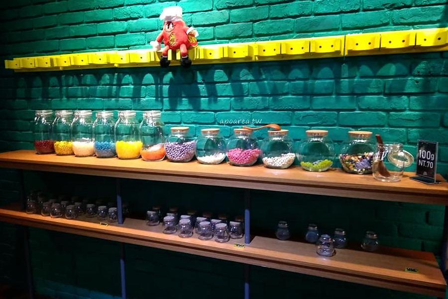 20180816220002 16 - Antidote解藥|繽紛可愛糖果店 裝罐裝袋秤重賣 雷根糖 小熊軟糖 一中商圈混搭糖果專賣店