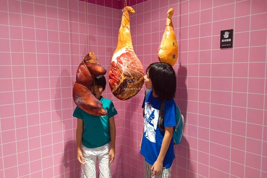 20180820192518 10 - WOW!恐龍來了 超萌暴龍粉紅生鮮超市 免費入場 新光三越暑假童樂會倒數中