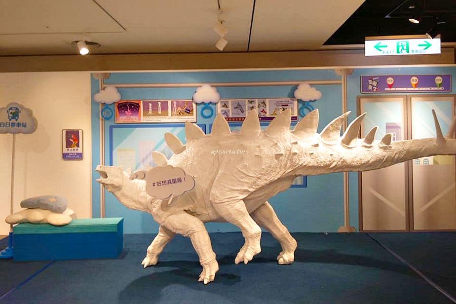 20180820194817 48 - WOW!恐龍來了 超萌暴龍粉紅生鮮超市 免費入場 新光三越暑假童樂會倒數中