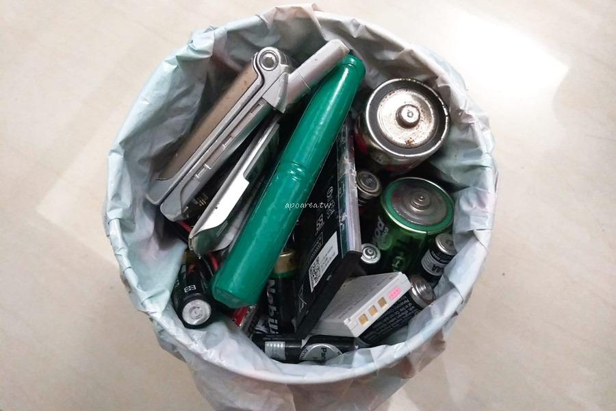 20180917205643 100 - 超商回收換購物金 九月底前到7-11和全家回收廢電池 加碼到一公斤22元直接折抵購物消費