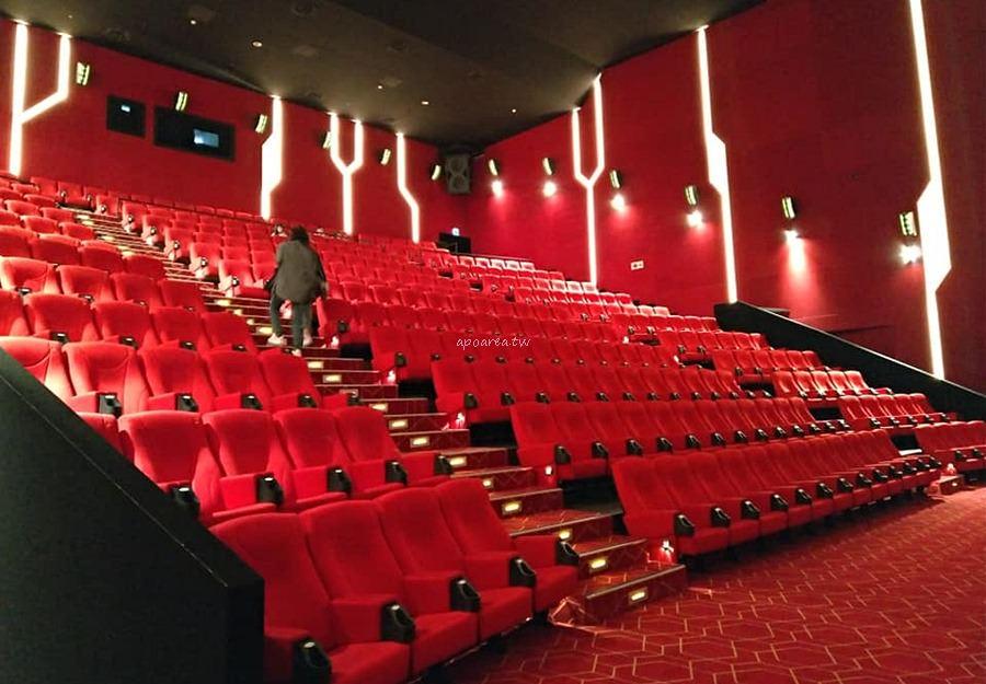 20181024084029 95 - 文心秀泰影城|平日早場免會員220元起 影廳舒適新穎 全台中最大巨型銀幕廳及躺看電影的丹普廳