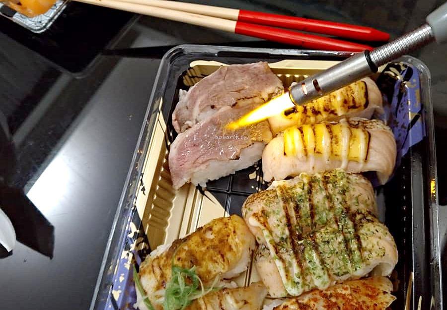 20181031111300 98 - 爭鮮中友百貨店|外帶精緻餐盒種類多 一貫壽司10元起 美味不變價格更便宜