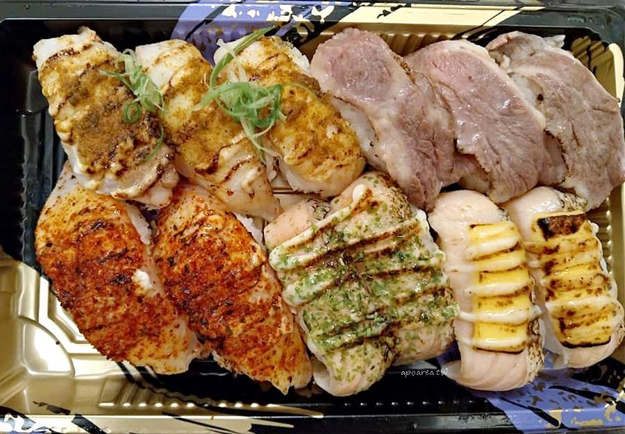 20181031152016 48 - 爭鮮中友百貨店|外帶精緻餐盒種類多 一貫壽司10元起 美味不變價格更便宜