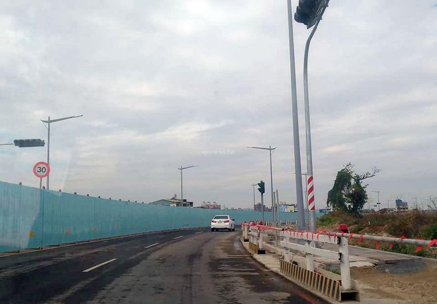 20181126205740 33 - 11/25起松竹路北上道路施工封閉 用路人記得繞道通行