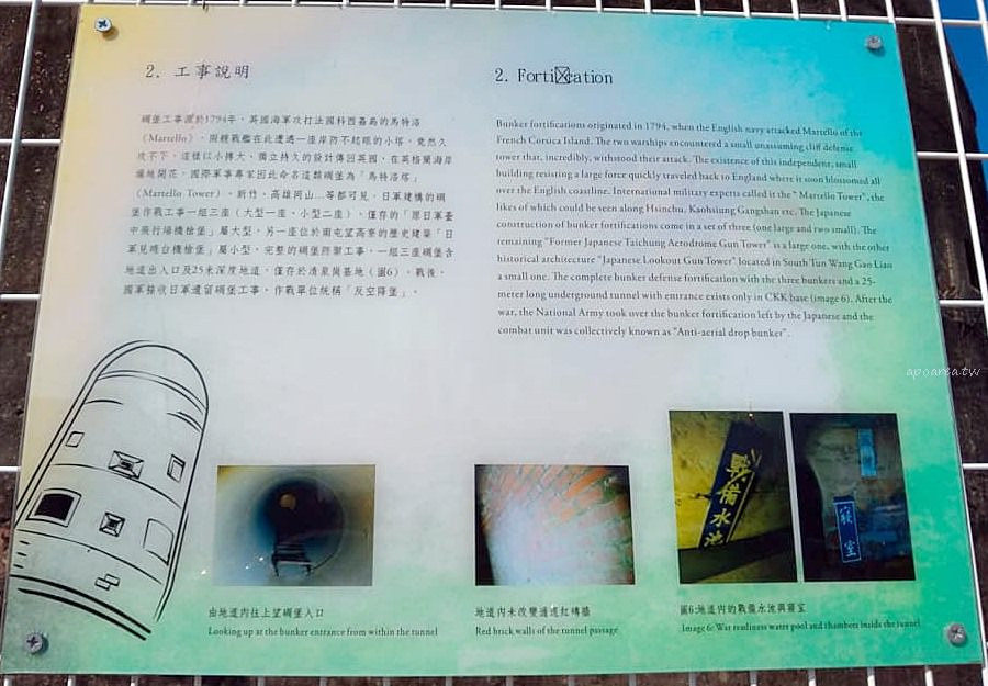20181203160131 96 - 原日軍臺中飛行場機槍堡|台中市區文化資產 歷史建築 台灣碉堡工事的歷史見證