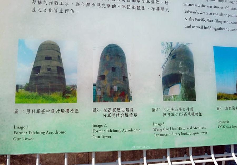 20181203160139 36 - 原日軍臺中飛行場機槍堡|台中市區文化資產 歷史建築 台灣碉堡工事的歷史見證